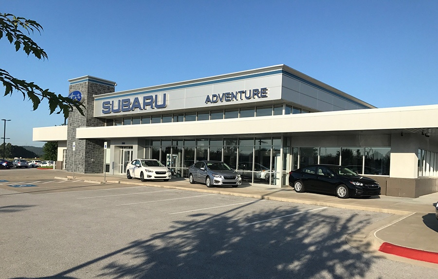 Adventure Subaru Blog