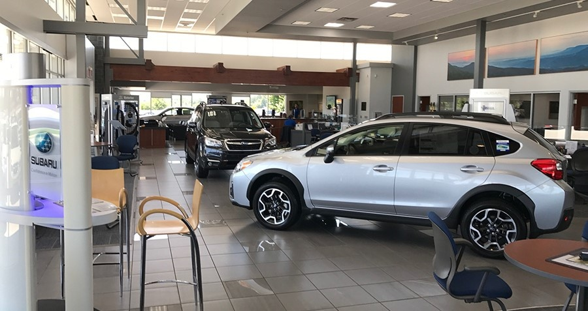 Adventure Subaru showroom-1