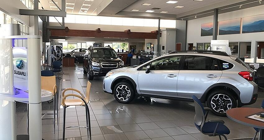 Adventure Subaru showroom-1