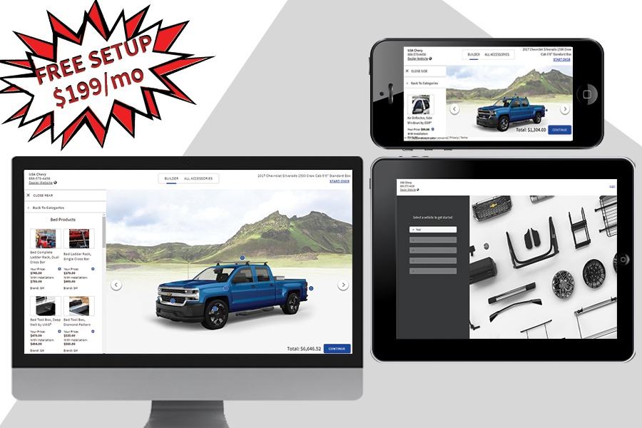 Sign up for an exclusive offer for GM dealers