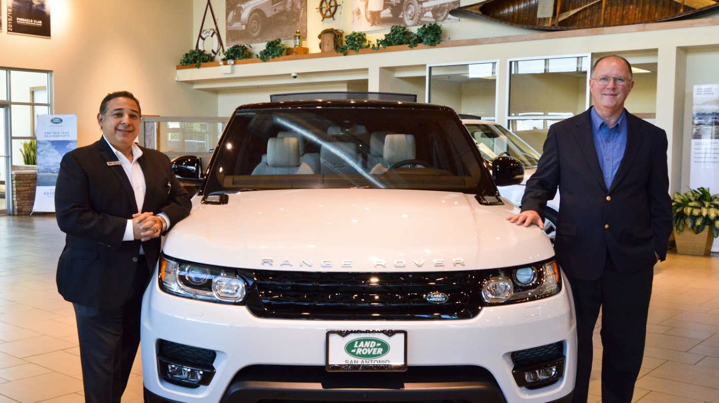 JLR san antonio accessory program blossoms into a high-income generator for the sales team