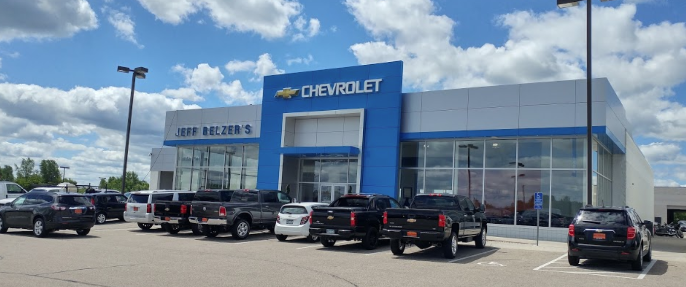 Jeff Belzer Chevrolet Dealership