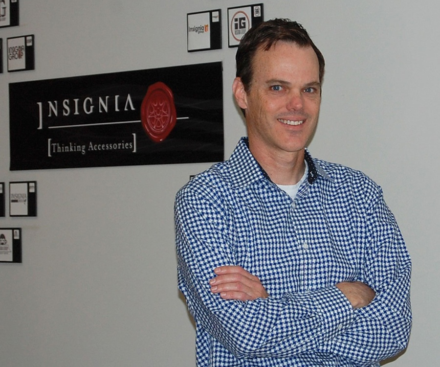 Insignia's California VPE Patrick Blackburn