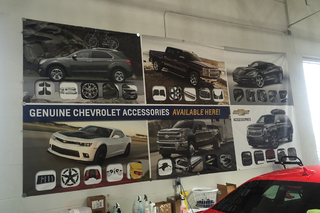 Jeff Belzer Vehicle Showroom