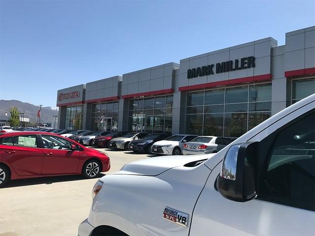 Mark Miller Toyota dealership