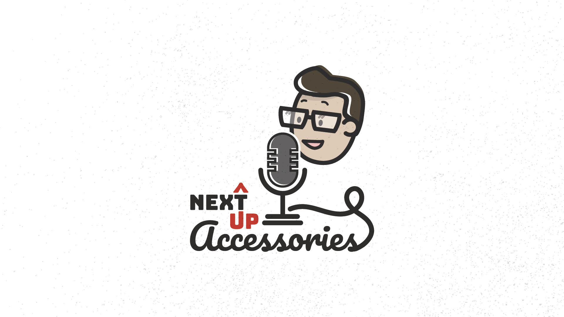 Up Next, Accessories Logo