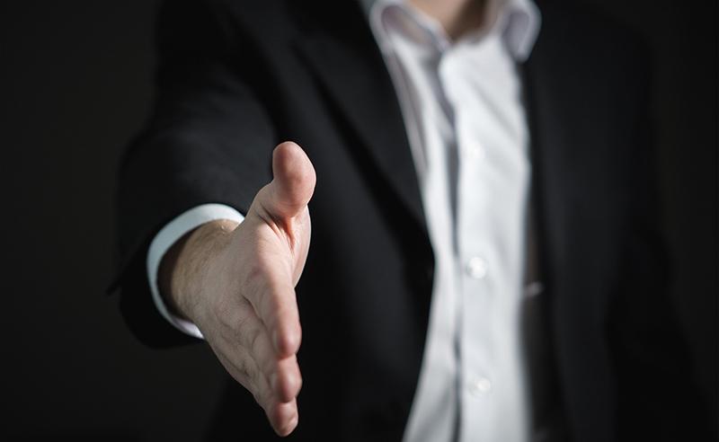 handshake reduce