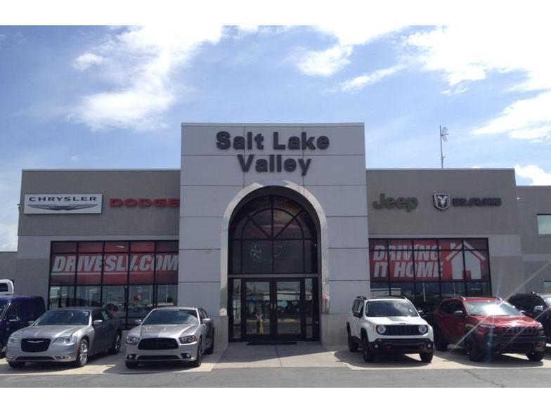 salt lake valley dealership lot